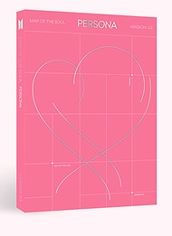 BTS BANGTAN BOYS - MAP OF THE SOUL : PERSONA [3 ver.] CD+Photocard+Folded Poster+Free Gift