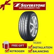 Silverstone Kruizer NS800 tyre tayar tire(With Installation) 165/60R13 165/55R14 175/65R14 185/60R14 185/55R15 185/60R15 185/65R15 195/65R15 205/65R15 185/55R16 205/55R16 215/60R16