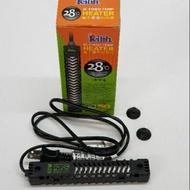 台灣 Leilih 鐳力 烏龜缸專用 28度恆溫器(30W/50W) 加熱器 加溫器 恆溫器