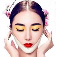 瘦臉神器 瘦臉面膜女V臉神器雙下巴面罩小貼儀繃帶霜緊致韓國男學