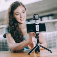 1PGYTECH手機三腳架vlog手持支架蘋果小米華為三腳架自拍一體式