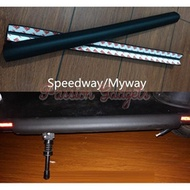 Set of SideCushion Bumper for SpeedwayMywayInokimLeft  Right