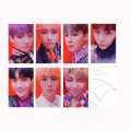 KPOP BTS Bangtan Boys LOVE YOURSELF Answer Album Photo Card JUNGKOOK SUGA V Hip Hop Self Made Paper Cards Photocard XK589