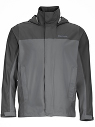 【【蘋果戶外】】marmot 41200-1452 灰色/深灰 美國 男 PreCip 土撥鼠 防水外套 類GORE-TEX 防風外套 風衣雨衣 風雨衣