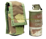 SAFARILAND SPEAR ELCS MOLLE GEN1 M18煙霧彈袋 叢林迷彩色 12 strong 十二猛