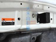 大禾自動車 原廠TOYOTA FT86 FRS 中古 美品 引擎蓋