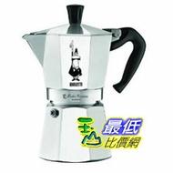 [103 美國直購] Bialetti 6800 Moka Express 6-Cup Stovetop Espresso Maker 經典摩卡壺(MOKA) 6 杯份 _CB11