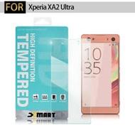 XM for SONY Xperia XA2 Ultra 薄型 9H 玻璃保護貼-非滿版