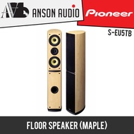 Pioneer S-EU5TB Speakers Floor Maple