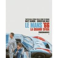 2019電影 賽道狂人/極速車王 Ford v. Ferrari(DVD高清電影)(現貨)