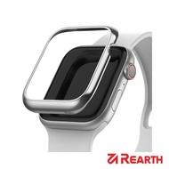 【Rearth】Apple Watch S4/5/6/SE 44mm 高質感金屬錶環