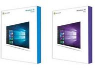 【系統軟體】Windows 10 中文專業彩盒版(USB)WIN10