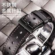 ˉ✖♝PZOZใช้ได้กับนาฬิกาแอปเปิ้ลIwatch6สายหนังApplewatch5รุ่นApple Watch4 Band Series3 Cortex/S6/S5/S4/2 Se44mmผู้ชายและผู้หญิง