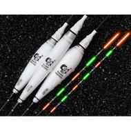 【浮標系列】啃魚浮標 LED電子浮標 水無影電子浮標  奈米浮標 海釣浮標 池釣浮標 長桿浮標 附浮標管