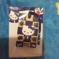 Hello Kitty 木質御守 幸福平安 悠遊卡
