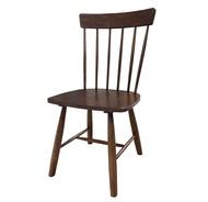 維斯格林 北歐 現代 日式 實木餐椅 椅凳 溫莎椅