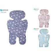 (免運)公司貨 美國🇺🇸  Zooper POP 有機棉冰絲涼感墊 /推車涼墊