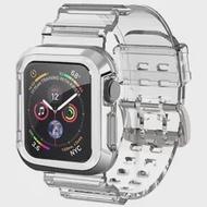 ยางสำหรับ Apple นาฬิกา6 SE Band 44มม.40มม.กันชนกรณีนาฬิกาสำหรับ IWatch applewatch 42Mm 38Mm สายรัด