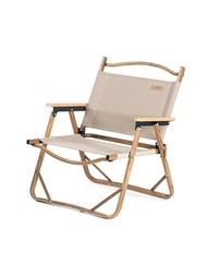 Naturehikeกลางแจ้งเก้าอี้พับแบบพกพาUltralight Campingตกปลาปิคนิคเก้าอี้อลูมิเนียมไม้Napเก้าอี้ชายหาด