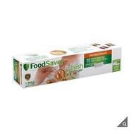 (宅配免運)真空袋(11吋 2盒裝)Foodsaver 真空食材分裝卷 保鮮膜 真空袋 食材分裝袋 好市多代購
