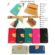 CANVAS DIARY A51 Flip Case Samsung A51 Book Cover