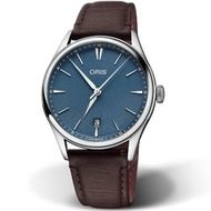 【ORIS 豪利時】ARTELIER日期手錶(73377214055-0752131FC)