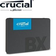 【Crucial 美光】BX500_480G SATA TLC 2.5吋固態硬碟(讀:540M/寫:500M)