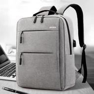 💥พร้อมส่ง💥กระเป๋าเป้โน้ตบุ้ค กระเป๋าเป้ผู้ชาย เป้สะพายหลัง MAISEN POPPY BAG ใส่โน๊ตบุ้คขนาด 15.6 นิ้ว กระเป๋าเดินทาง  กระเป๋าใส่แท็บเลท คุณภาพดี น้ำหนักเบา notebook bag พร้อมส่ง