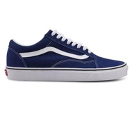 Vans_OLD SKOOL NAVY BLUE SKATEBOARD SHOES