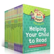 【33 Books set】Level 1 ~ 3 Oxford Helps Your Child To Read Cognitive Education Kids Story Books Children's Story Books