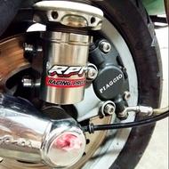VESPA ET8 LX LT S LXV 前避震 煞車卡鉗 不銹鋼車削螺絲組 ...