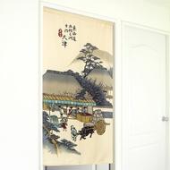 《布安於室》江戶風格一片式長門簾