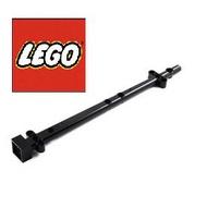 {全新} 零件 樂高 LEGO 船桅 黑色 48002 出自 4184 4195 6243