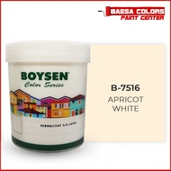 BOYSEN PERMACOAT LATEX PAINT COLOR SERIES (APRICOT WHITE)