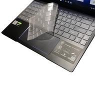 【Ezstick】MSI Prestige 14 A10SC A10RAS 奈米銀抗菌TPU 鍵盤保護膜(鍵盤膜)