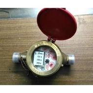 {岱順水電材料}~自來水錶 數字水表 定表管 定錶管 自來水錶箱 自來水廠用 水表鐵箱 錶箱蓋(990元)