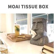 預購 摩艾啾啾面紙盒