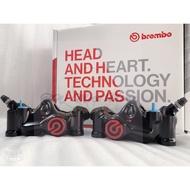 Brembo 484 輻射卡鉗 HPK CNC 輻射卡鉗 孔距 108mm