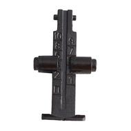 กลยุทธ์SVD Series Airsoft Rifleโลหะด้านหลังสำหรับAK47 AK74 AKด้านหลัง