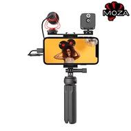 【預購】Vlogging Kit 影音網誌套組 自拍棒 延長桿 腳架 麥克風 立福公司貨