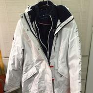 Tommy Hilfiger 衝鋒外套 三合一 防風防雨