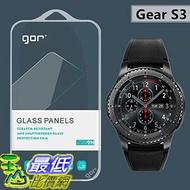 [玉山最低比價網] GOR 果然 三星  Gear S3 2.5D 鋼化玻璃膜 保護膜 保護貼 $159(_i202)