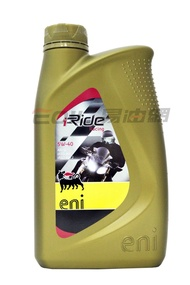 ENI I-RIDE RACING 5W40 4T 全合成機油