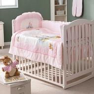 奇哥~二手典雅嬰兒大床 台灣製造 實木嬰兒床白色搖床