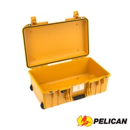 PELICAN 1535Air NF 空箱 輪座超輕氣密箱  (黃)