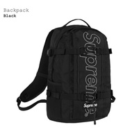 supreme 45th backpack 黑色【Ting Store】