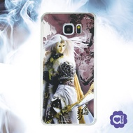 亞古奇 X 霹靂 亂世狂刀 Samsung 全系列 Note 5/A8/S7/S7edge/J7 雙料材質手機殼