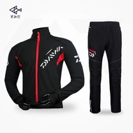 新款Daiwa釣魚套裝(1400元)   外套