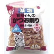 元氣王 減鹽鰹魚薄片40g 2包入