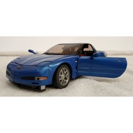 變形金剛 1/24 BT/ALT CHEVROLET CORVETTE Z06 TRACKS/輪胎